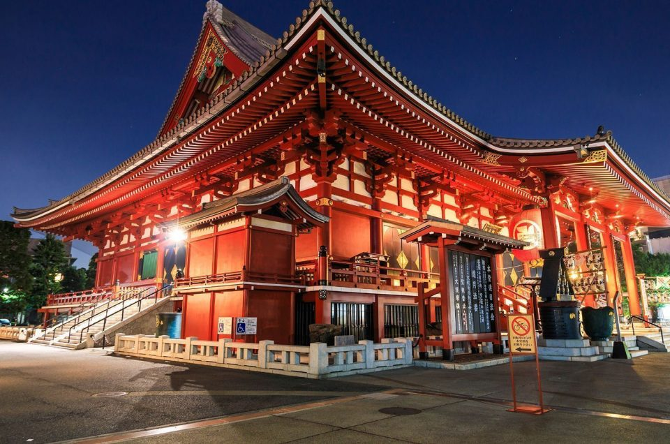 The great shrines of Ise