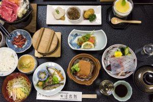 Kaiseki, la comida traducional japonesa