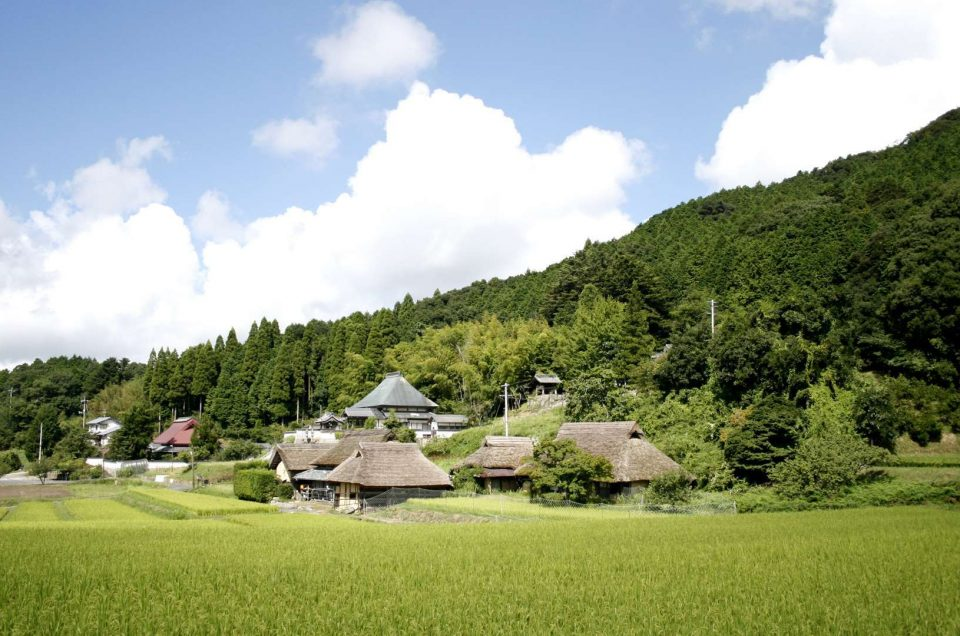 Pilgrim's stay in Haguro-san