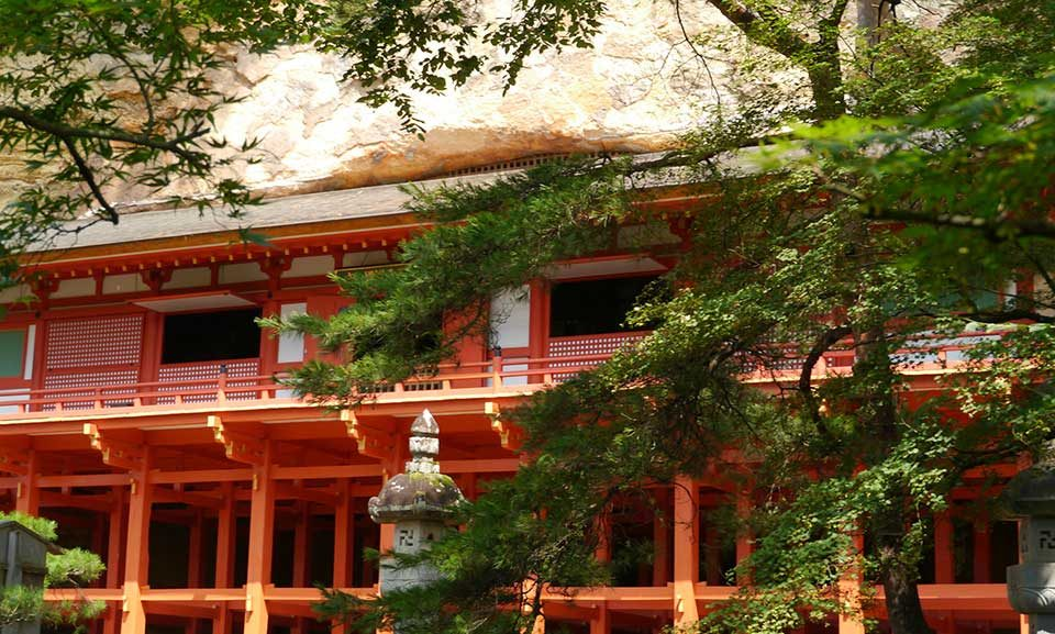 Luck of the temple: omikuji and ema