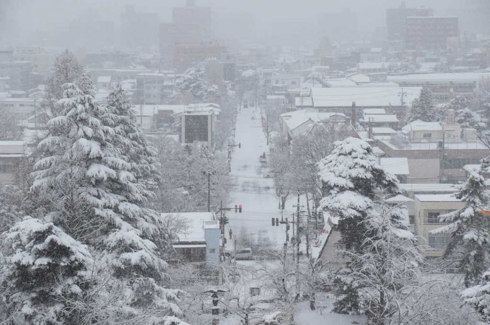 Reasons to travel to Japan in winter