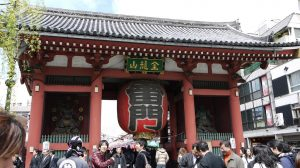 Templo Asakusa Kannon