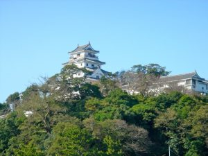 Karatsu-castillo