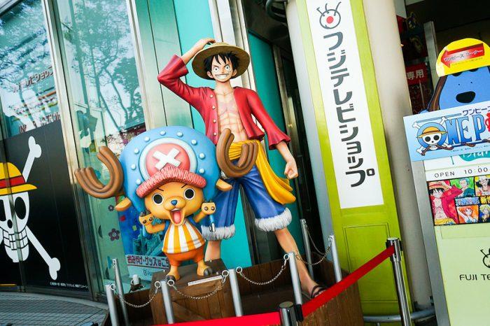 Manga and Anime Tour