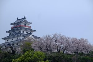 saga karatsu castle