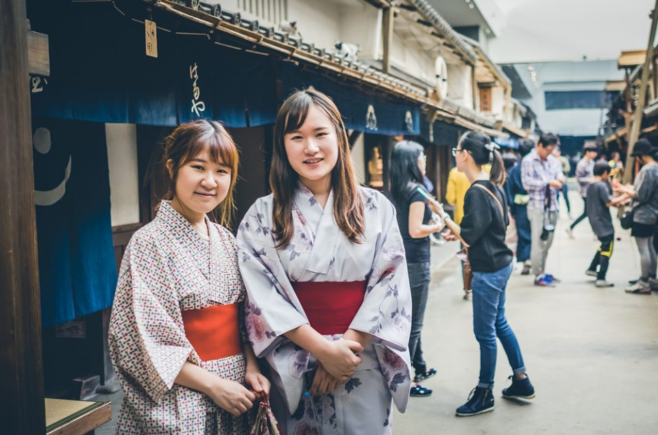 7 REASONS TO TRAVEL TO JAPAN IN A GROUP