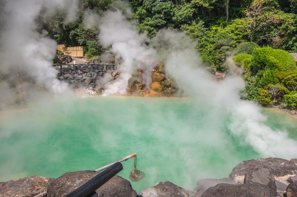 Best Onsen Hot Springs in Japan