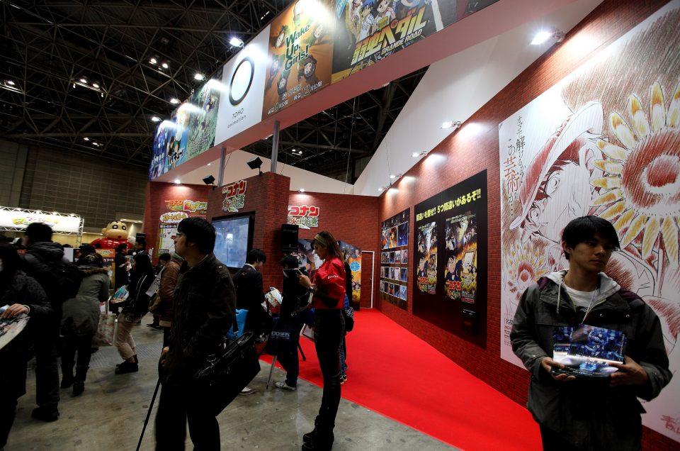 Manga and Anime Tour in Tokyo