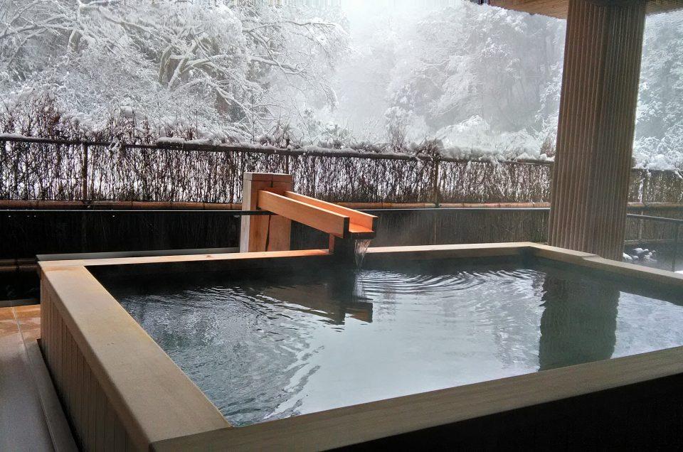 Après-ski, japanese style