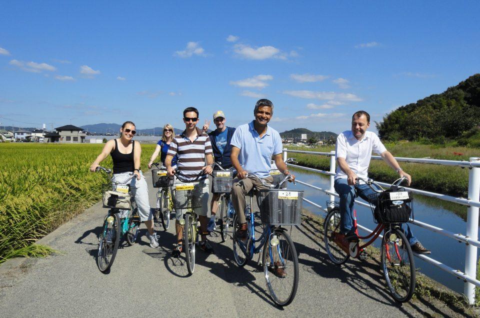Kibi Plains by bike