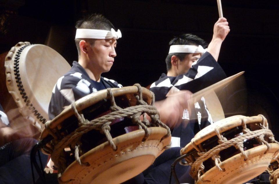 Sado Island Drum
