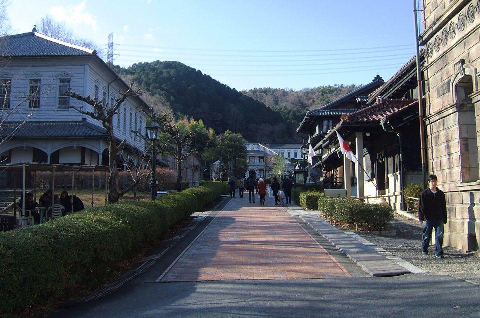 Meiji Mura open air museum