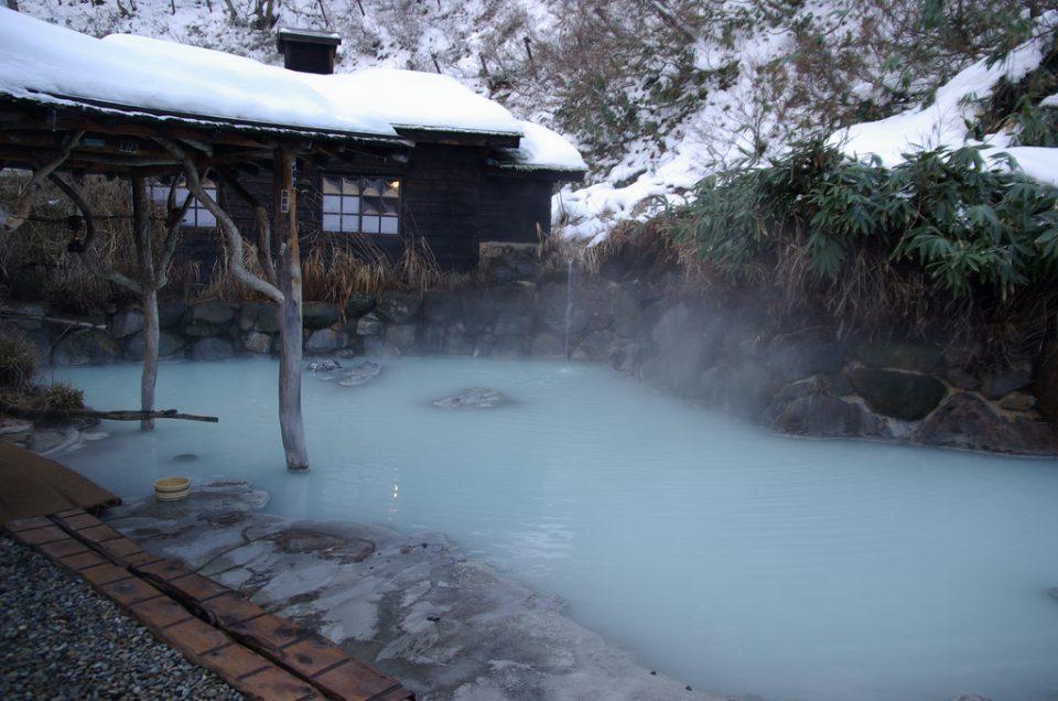 Nyuto Onsen Thermal Bath