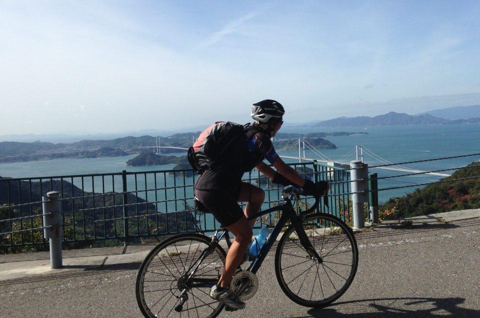 Shimanami Kaido by bike