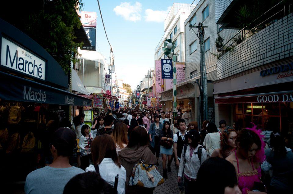 Sundays in Harajuku