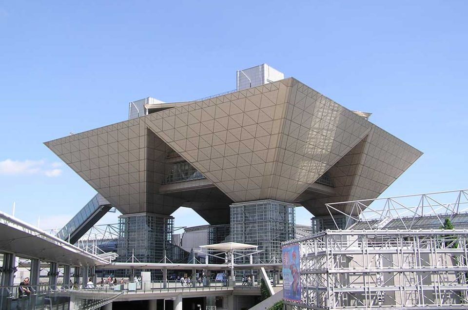Tokyo art scene tour
