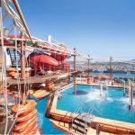 piscinas crucero a japon